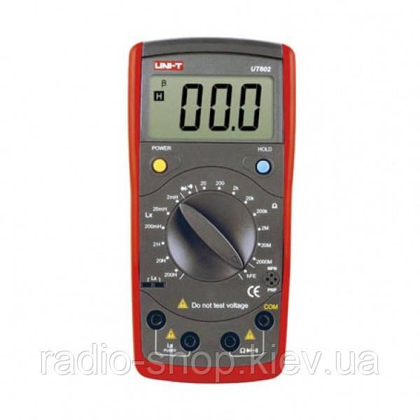 Мультиметр UNI-T UT602 (индуктивность и сопротивление), фото 1