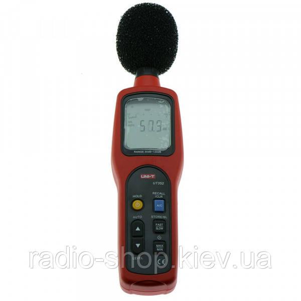 Измеритель уровня шума UNI-T UT352, фото 1