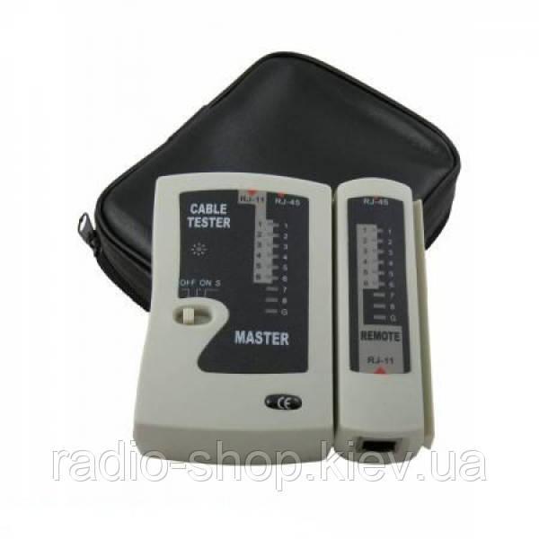 Тестер кабельный M810 (8P+6P)