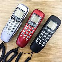 KX-T888CID Настенное крепление Английская версия Проводной телефон Телефон Домашний офис Рабочий стол Телефонный номер Caller ID