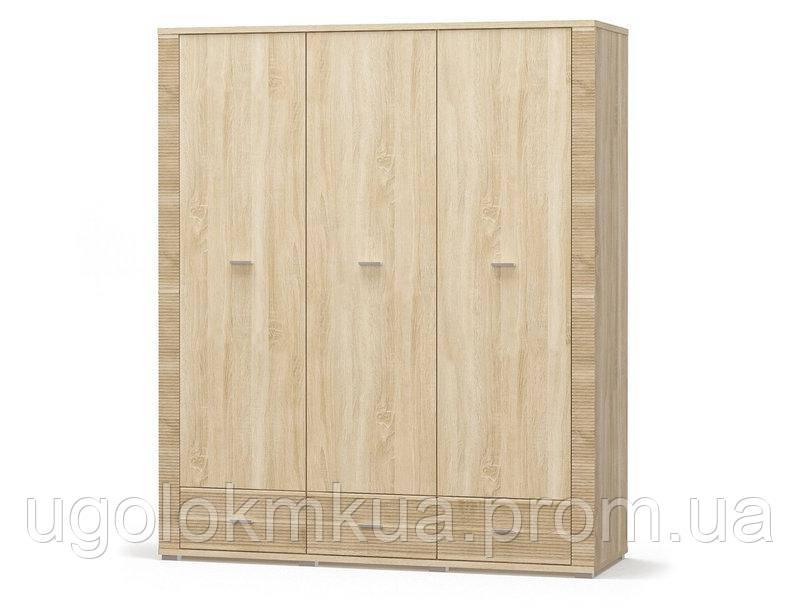 Гресс Шкаф 3Д+3Ш