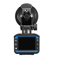 2In1720PHiddenАвто Видеорегистратор Детектор камера Видеомагнитофон Dash Cam Radar Лазер