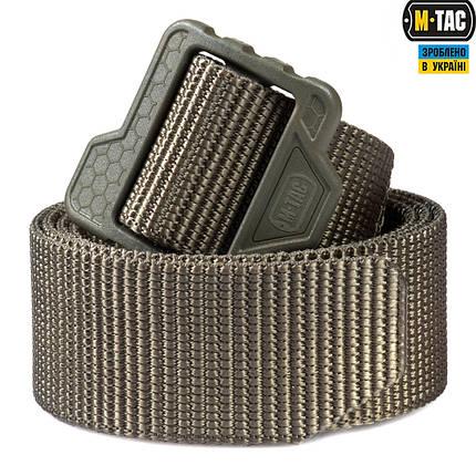 Ремень Lite Tactical Belt оливковый, фото 2