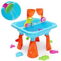 Дети На открытом воздухе Песок и вода Малыш Детская игра Играть в настольный набор из песочницы