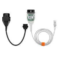 20Pin OBD2 Кабель INPA Ediabas K Коннектор Диагностический USB-адаптер DCAN для BMW