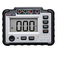 VC60B+ Цифровой измеритель сопротивления изоляции Megger MegOhm Meter 250/500 / 1000V DC - 1TopShop