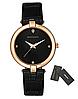Женские наручные часы Sanda 2017 Saat Relogio feminino P196 Black/Black