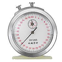 Механический Windup Секундомер Часы 60 с 0,2 с 60 мин Таймер игры Таймер экспериментов