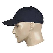 Бейсболка Elite Flex тёмно-синяя в рип-стопе , фото 2