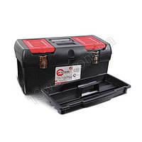 Ящик для инструмента с металлическими замками 24 610*255*251мм BX-1024