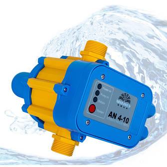 Контролери тиску автоматичні