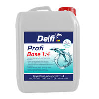 Грунтовка глубокого проникновения Profi Base Delfi концентрат, 5 л