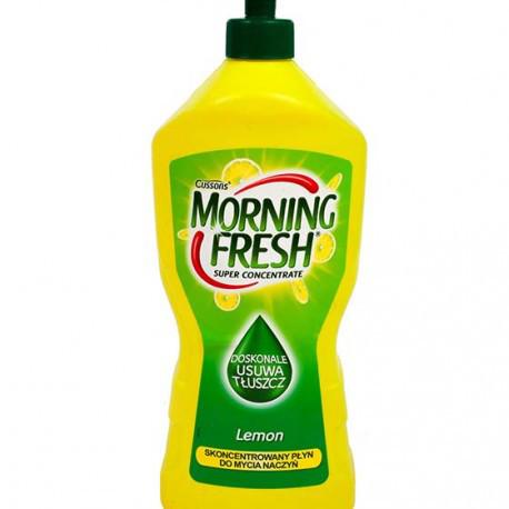 Средство для мытья посуды Morning Fresh Lemon