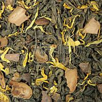 Шоколадный пуэр черный китайский чай 500г