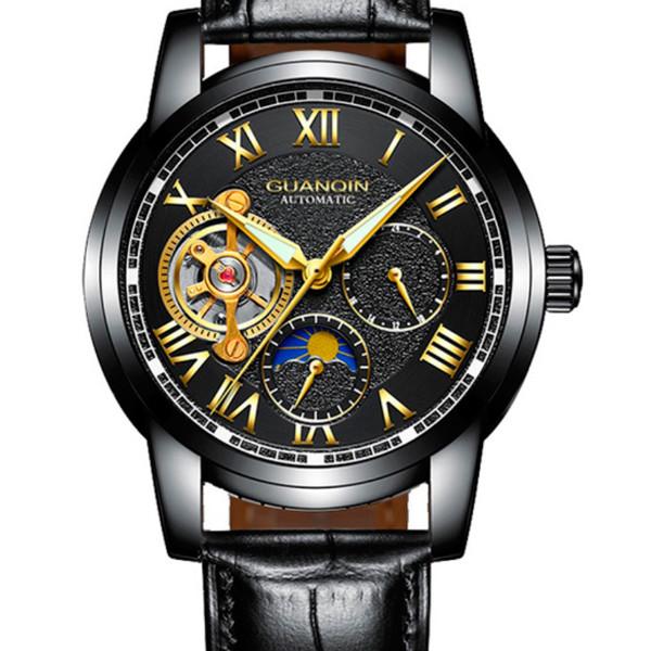 Мужские часы Guanquin Mechhanical