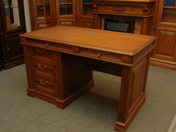 """Письменный стол массив дерева """"Грасия"""""""
