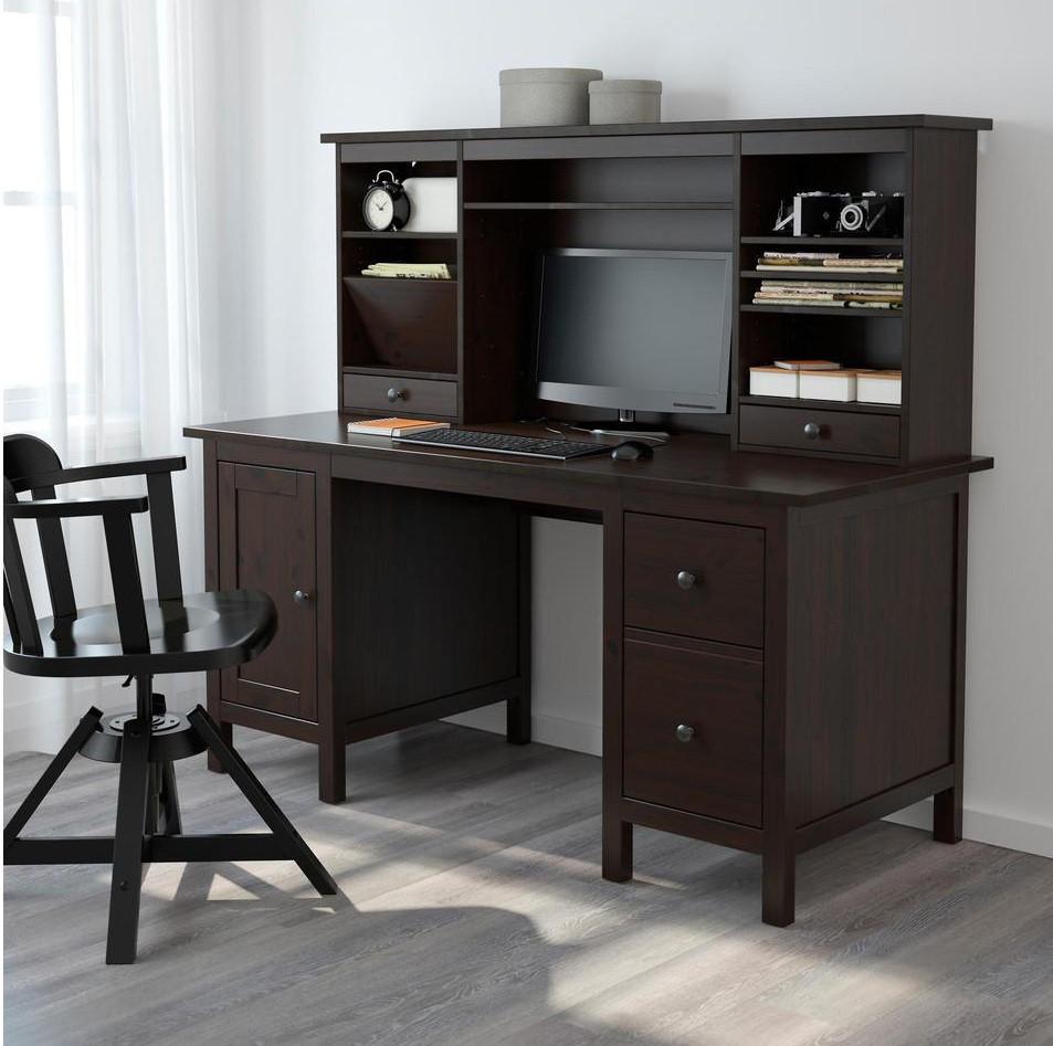 """Компьютерный стол из дерева """"Доротея"""""""