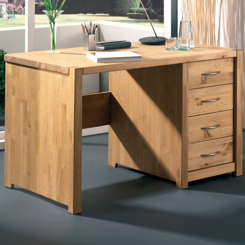 """Письменный столик из дерева """"Инес"""""""