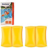 Нарукавники для плавания детские 32005, 20-20см, от 3 до 6лет, 2 цвета