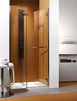 Душевые двери с дверью вовнутрь Radaway Carena DWJ 34333-01-01NR 1100мм