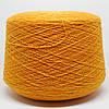 Пряжа Kent, жёлто-оранжевый (100% меринос; 900 м/100 г)