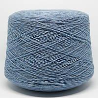 Пряжа Kent, голубой джинс (100% меринос; 900 м/100 г)