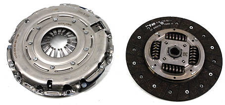 Сцепление комплект.Ducato 2.3JTD 2006- (корзина+диск)-Fiat-5801407375-Оригинал, фото 2