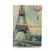 """Обложка для паспорта """"Париж"""" / дизайнерская обложка для паспорта / эксклюзивная обложка на паспорт"""
