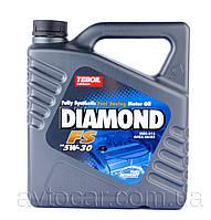 Моторное масло Teboil Diamond FS 5W30 4л.