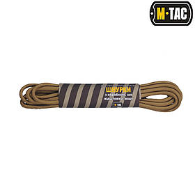 M-Tac шнурки с пропиткой койот