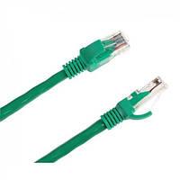 Patchcord кабель UTP kat. 6e штек.-штек. 10m зеленый INTEX