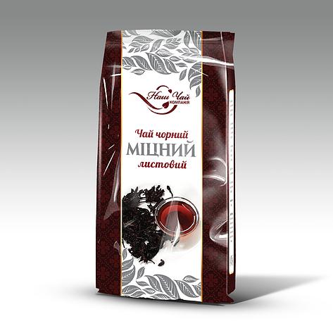 Чай черный крепкий листовой 80 гр, фото 2