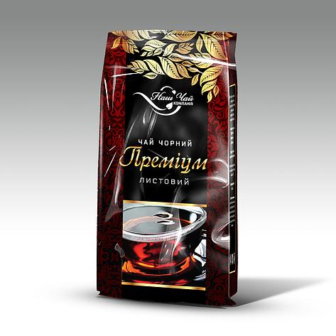 Чай черный Премиум листовой 80 гр, фото 2