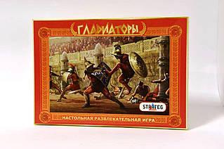 Настольная игра «Strateg» (178) Гладиаторы