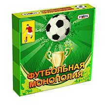 Настольная игра «Strateg» (00716) Футбольная монополия на русском языке