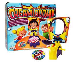 Настольная игра «Strateg» (8001) Настольная игра Cream Boom (русс.)