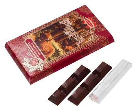 Белорусский шоколад Беловежская Пуща, фото 2