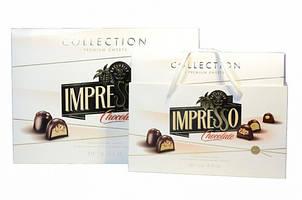 Подарунковий набір шоколадних цукерок Impresso білий 424г, фото 2