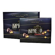 Подарунковий набір шоколадних цукерок «Impresso», чорний 424гр, фото 2