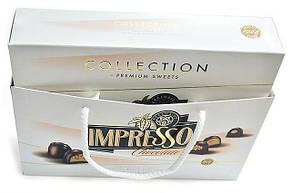 Подарунковий набір шоколадних цукерок «Impresso», білий 848 гр, фото 2
