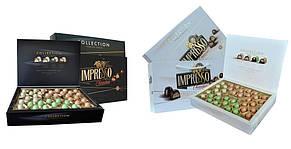 Подарунковий набір шоколадних цукерок «Impresso», білий 848 гр, фото 3