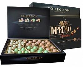 Подарочный набор шоколадных конфет «Impresso», черный 848гр, фото 2