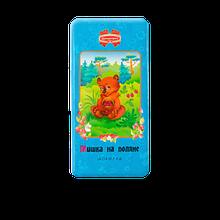 Молочный шоколад из Беларуси  Мишка на поляне
