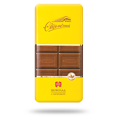 Шоколад горький Столичный элитный из Беларуси