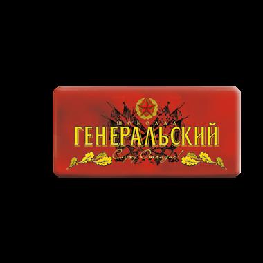 Шоколад десертный темный генеральский из беларуси, фото 2