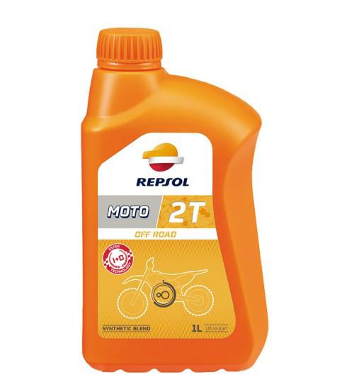 Моторное масло Repsol Moto Off Road 2T (1л)
