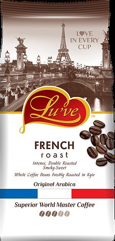 Кофе в зернах ТМ Lu've French Roast  (100% арабики) 1кг, фото 2