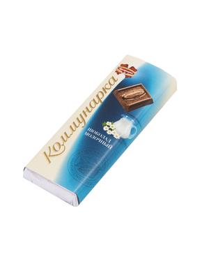 ШОКОЛАД «КОММУНАРКА» МОЛОЧНЫЙ 20гр Коммунарка 20гр