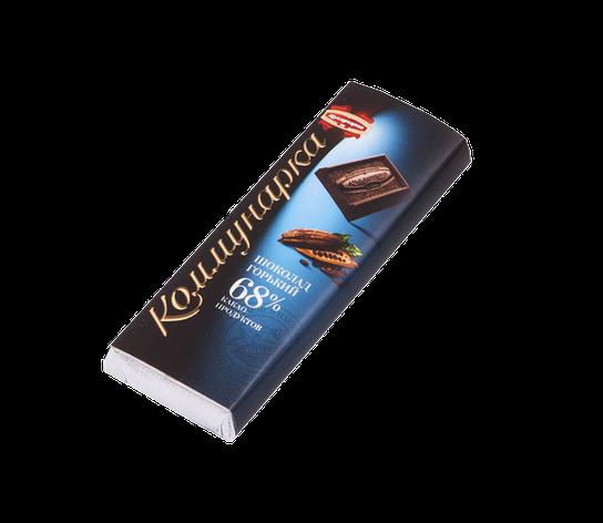 Шоколад горький Коммунарка 68% 20гр, фото 2