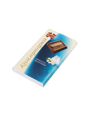 ШОКОЛАД «КОММУНАРКА» МОЛОЧНЫЙ 50гр, фото 2